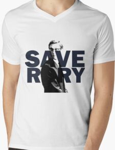 Save Rory Mens V-Neck T-Shirt