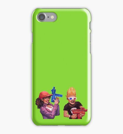 Zombies Ate My Neighbours iPhone Case/Skin