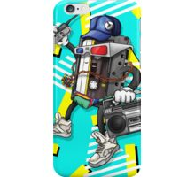 I Am The 80s Retro Design iPhone Case/Skin