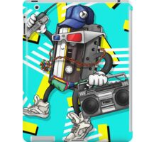 I Am The 80s Retro Design iPad Case/Skin