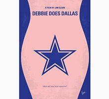 No302 My DEBBIE DOES DALLAS minimal movie poster T-Shirt