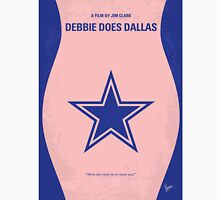 No302 My DEBBIE DOES DALLAS minimal movie poster Unisex T-Shirt