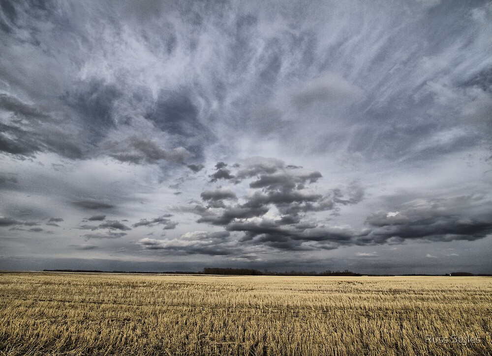 prairie perspective by Russ Styles