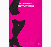 No307 My Pretty Woman minimal movie poster Unisex T-Shirt