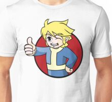 Elf Boy of Vault 231 Unisex T-Shirt