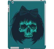 Hair bow iPad Case/Skin