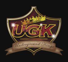 UGK Underground Kings One Piece - Short Sleeve