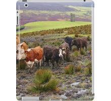 Mud, Mud, Glorious Mud......!! iPad Case/Skin