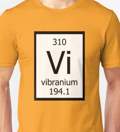Vibranium Unisex T-Shirt