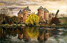 the castle by Elisabeth Dubois