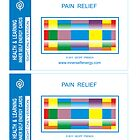 Pain Relief by InnerSelfEnergy