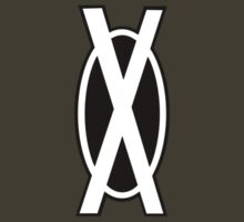 X (Left Chest Logo) by Vade Mecum
