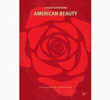 No313 My American Beauty minimal movie poster T-Shirt