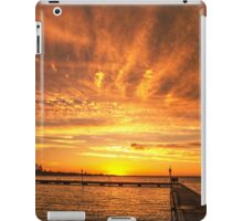 Sunset Halo iPad Case/Skin