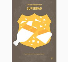 No315 My Superbad minimal movie poster Unisex T-Shirt