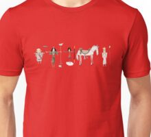 Monkey Friends Unisex T-Shirt