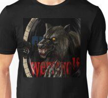 werewolf mirror  Unisex T-Shirt