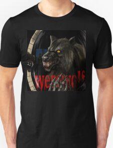 werewolf mirror  T-Shirt