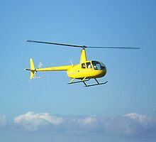 Helicopter rides round the 12 Apostles, Port Campbell. Vic by EdsMum