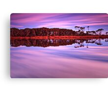 """""""Reflections at Forth"""" Canvas Print"""