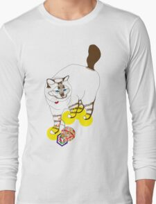 Eat . Play . Love Long Sleeve T-Shirt