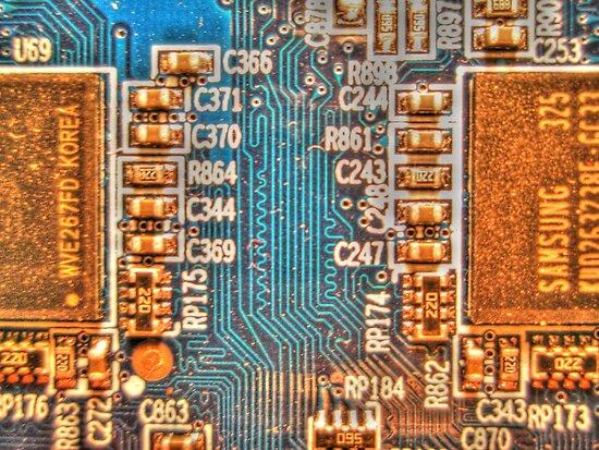 Circuitry by DoorsAndNumbers