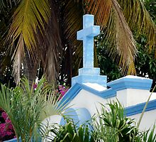 Church in Manzanillo, Mexico by Rae Tucker