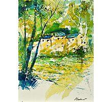 watercolor 115080 Photographic Print