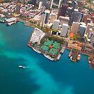 Honolulu City, Oahu, Hawaii by Atanas Bozhikov NASKO