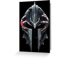 dragon age 2 Greeting Card