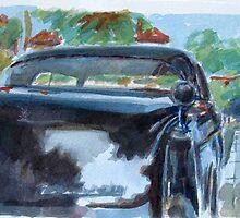 old car in florida by Deborah Green