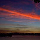 Red Streak in the Sky by MaluMoraza