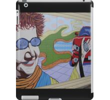 Lady Mural iPad Case/Skin