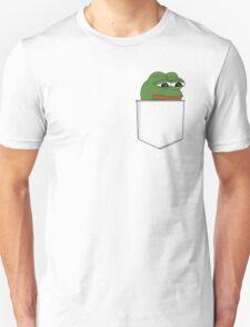 Sad Pocket Pepe T-Shirt
