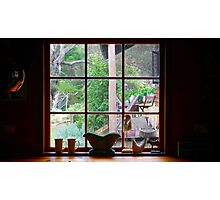 9 Frames Photographic Print