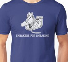 sneakers for sneaking Unisex T-Shirt