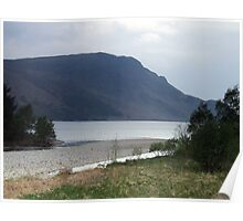 Ennerdale View Poster