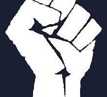 Revolution Fist by DesmondDesign