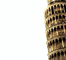 Leaning Tower of Pisa by João Pedro Sousa