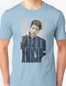 iKON Junhoe 'Koo Junhoe' Typography T-Shirt