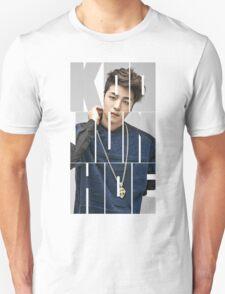 iKON Junhoe 'Koo Junhoe' Typography Unisex T-Shirt