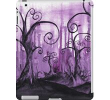 Hidden Hearts Trees Surreal Fantasy Landscape Art iPad Case/Skin