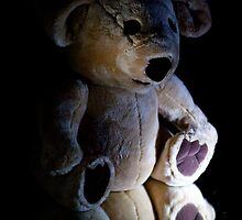 """""""Ted E Bear Reflects"""" by Sophie Lapsley"""