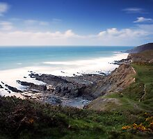 North Cornwall Footpath - 2 by David-J