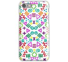 90s Design iPhone Case/Skin