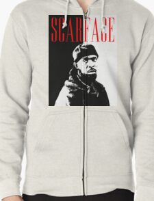 Scarface Little Zipped Hoodie