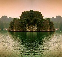 halong bay, the mystery of by ralphyboy
