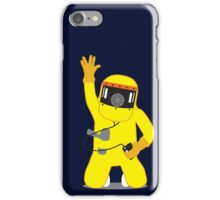 Hazmat Rock Out Session iPhone Case/Skin