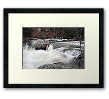 Wildcat Falls Framed Print