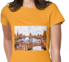 Esgaroth – Lake Town Womens Fitted T-Shirt
